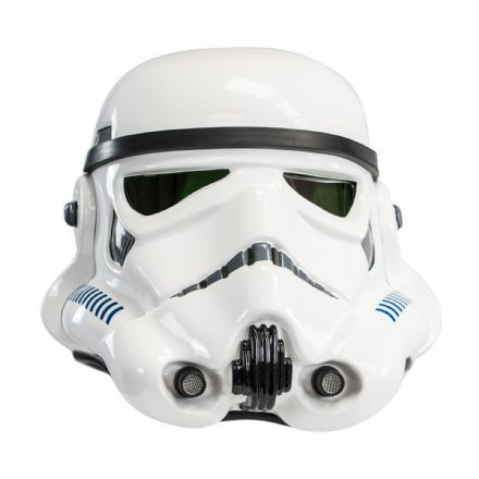 Original Stormtrooper Battle Spec MK3 Helmet